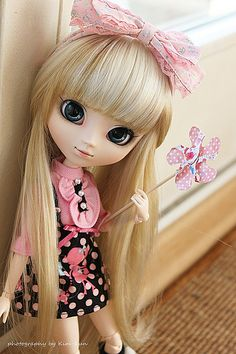 On my list - Pullip Romantic Alice Pink - cute clothes and styling