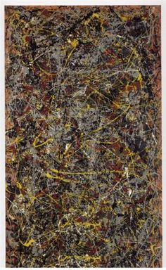 Number 5 - Jackson Pollock