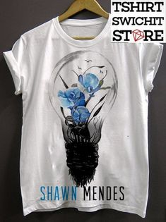 Camiseta Shawn Mendes la quierooo