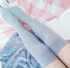 tall socks..maybe a brown or black