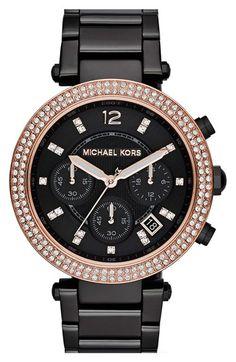 MICHAEL+Michael+Kors+Michael+Kors+'Parker'+Chronograph+Bracelet+Watch,+39mm+available+at+#Nordstrom