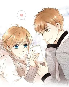 Love like cherry blossoms Sweet Couple, Manhwa, Novels, Photos, Anime, Cherry Blossoms, Color, Cute, Profile
