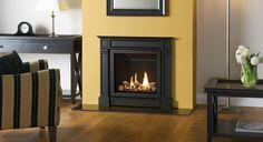 Riva2 530 & 670 Ellingham Gas Fires - Gazco