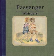 PASSENGER-WHISPERS -DELUXE-  (UK IMPORT)  CD NEW