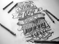 Image result for hand lettering