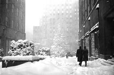 A Brief History of the Rockefeller Center Christmas Tree - Photo Essays - TIME
