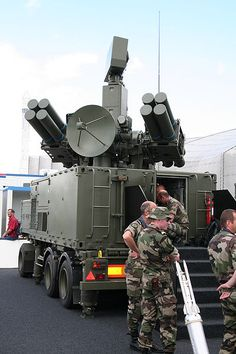 (France Army) A longer range version of the Crotale very-short-range missile system. Designated the Mk. 3, the system will have a range of 15 km. and 9,000 meters altitude—a 50% increase over the existing missile. Combined with Shikra in a ground-based air defense network, the Mk. 3 can detect targets at a range of 108 km., including UAVs and cruise missiles 30-40 km.