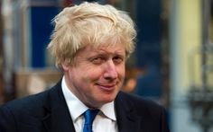 "Boris Johnson ""People always ask me the same question, they say, 'Is Boris a very very clever man pretending to be an idiot?' And I always say, 'No.'"""