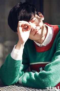 Lee Jong Suk ♡ #KDrama - @ Star1 Magazine November Issue '13