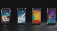 Tables Turn: Samsung Disses Apple iPhone 6 As Big Imitation  Read more: http://hothardware.com/News/Now-Whos-Copying-Whom-Samsung-Disses-Apple-iPhone-6-As-A-Big-Imitation/#ixzz3DIOWVzPo