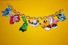 Awesome Stuff, Jewelery, Pokemon, Charmed, Bracelets, Accessories, Jewlery, Jewels, Jewerly