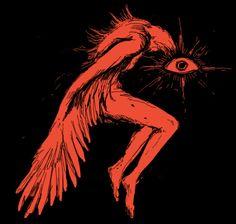 Art Sketches, Art Drawings, Occult Art, Guache, Vintage Horror, Psychedelic Art, Horror Art, Art Plastique, Pretty Art