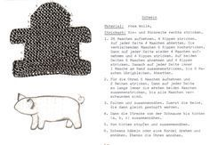 waldorfwilhel… - Amigurimi-Ideen - amigurumi anleitung - Leads For Amigurumi Loom Knitting Patterns, Weaving Patterns, Knitting Toys, Amish Dolls, Diy General, Waldorf Crafts, Knitted Animals, Bear Doll, Wrist Warmers