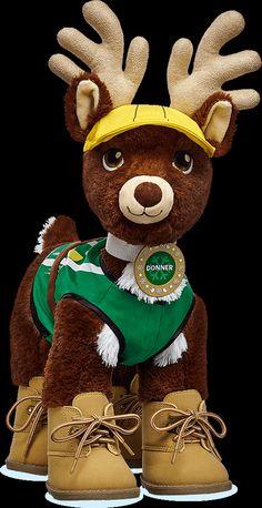 At Build-A-Bear Workshop, friendship is magic! Find them at Build-A-Bear today! Softies, Plushies, Build A Bear Reindeer, Bear Gallery, Custom Teddy Bear, Christmas Elf, Holiday, Palace Pets, Disney Princess Ariel