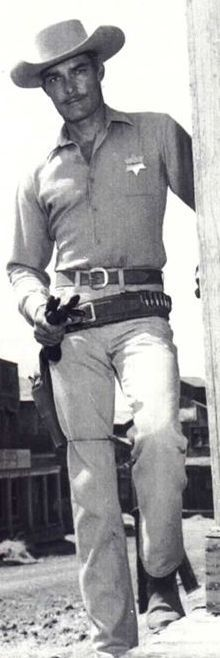 Image detail for -John Russell in Lawman Old Tv Shows, Movies And Tv Shows, Ranger, Old Western Movies, Clint Walker, John Russell, Actors Male, Tv Westerns, Old Movie Stars