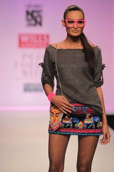 Niharika Fashion week 2012