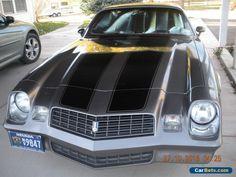 1978 Chevrolet Camaro 2 door Coupe #chevrolet #camaro #forsale #unitedstates