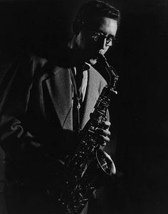 Lee Konitz:  One of the driving forces of Cool Jazz.