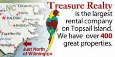 Topsail Island Vacations with Treasure Realty! Treasure Coast, Special Deals, Vacation Spots, Beautiful Beaches, Continue Reading, The Good Place, Vacations, Have Fun, Surfing