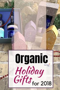 Organic Holiday Gift