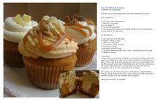 Pumpkin Spice Cupcake Recipe