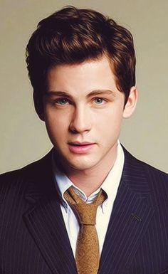 Logan Lerman #people #celebrities