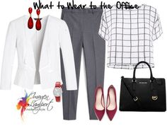 What to wear to the office - 5 fabulous office outfit ideas to steal