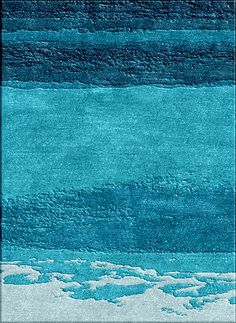 seascape area rug.   shivhon.com