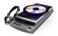 Samsung YP-R1 8GB MP3 Player (Silver): MP3 Players