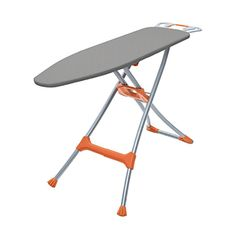 The Homz Durabilt premium ironing board creates the ultimate ironing experience. The 54 in. W steel mesh top is designed for improved steam flow while ironing. It is fully adjustable to Tabletop Ironing Board, Ironing Board Covers, Ironing Boards, Iron Steamer, Laundry Closet, Laundry Room, Iron Board, Steel Mesh, Iron Wall