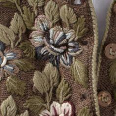 triest sweater - wolkenstricker - designers - Gorsuch