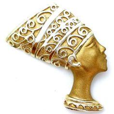 Queen-Nefertiti-Brooch