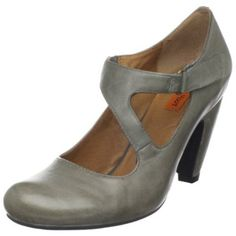Miz Mooz Women`s Selma Pump,Grey,8 M US $119.95