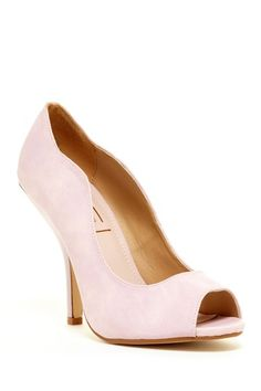 Desire By Jacobies Mia Peep Toe Pump by Assorted on @HauteLook
