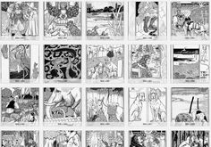 P J Billinghurst, A Hundred Fables of La Fontaine, collection  http://www.gutenberg.org/files/25357/25357-h/25357-h.htm#