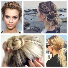4 braided hair styles to try