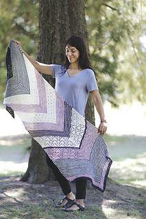 Ravelry: Suburban Wrap pattern by Joji Locatelli