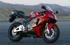 Classic Bikes of All Time: CBR600 (2003)