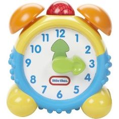 Little Tikes Discovery Sounds Alarm Clock - Baby Toy Under £ 20