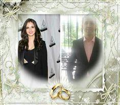#vanessamarano y #djdavichu  #amor #cariño  #pasión #casados #amor #matrimonio #casados Vanessa Marano, Ruffle Blouse, Frame, Women, Picture Frame, Frames, Woman