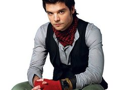 Hello Mr. Andrew Lee Potts, you are one of my favorite British actors and you're so handsome to boot. Dressing like a cutie doesn't hurt either. ~.^