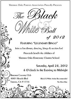 fundraising sparkling gala themes google search black tie