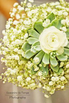 Bouquet mariée - Bretagne - www.bcce.fr
