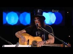 Slash & Myles Kennedy acoustic live The Max Sessions 2010 complete. I saw this recently on AXS TV. I really enjoyed it. Hope you like ♥