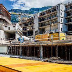 56 Posts - See Instagram photos and videos taken at 'The Hide Hotel Flims' Alpine Village, Almost Ready, Multi Story Building, Construction, Posts, Photo And Video, Videos, Instagram, Design