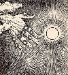 Edmund Joseph Sullivan (1869-1933) ~ illustration for The...