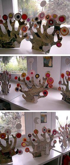 Vassily Kandinsky Des œuvres : A propos de l'artiste Une fiche de lecture documentaire avec...