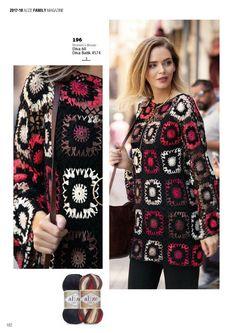 Crochet Blouse, Christmas Sweaters, Pullover, Fashion, Moda, Fashion Styles, Christmas Jumper Dress, Sweaters, Fashion Illustrations