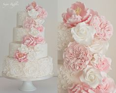 Sugar Ruffles, Elegant Wedding Cakes. Barrow in Furness and the Lake District, Cumbria