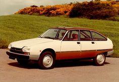 Citroen GSA X1 ...my first car, my ex-magic carpet ,loved it !